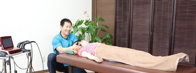 橋爪接骨院の治療