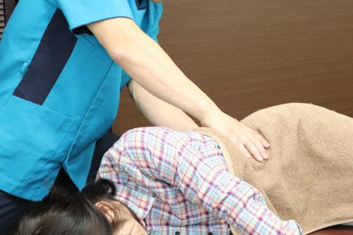 シビレの治療写真