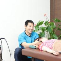 肩コリの治療