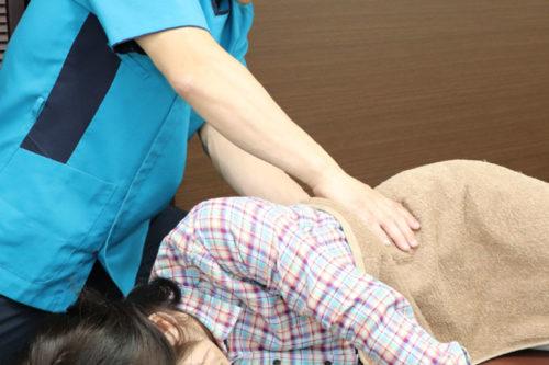 腰椎椎間板症の治療