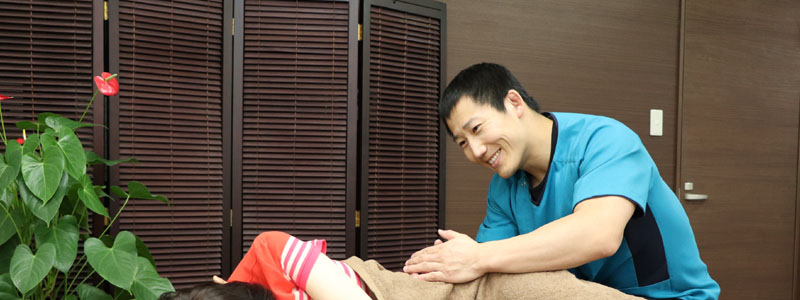 橋爪の治療方法