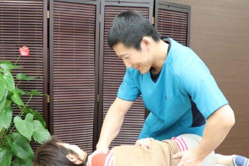 仙腸関節の治療