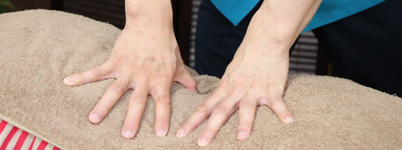 橋爪接骨院の腰痛治療